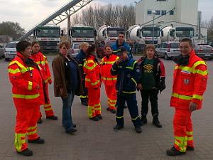 RHS Kreis Pinneberg | BOS Unterweisung THW OV Pinneberg