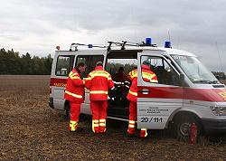Landesübung 2010 RHS Kreis Pinneberg