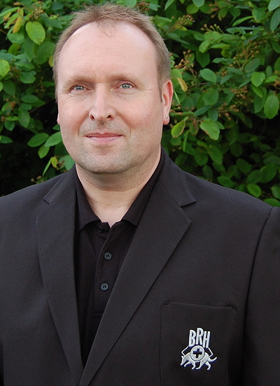 RHS Kreis Pinneberg 1. Vorsitzender Andreas Polter