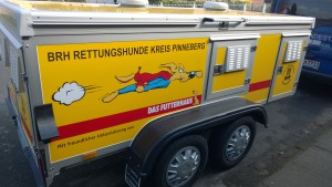 Hundetransportanhänger RHS Kreis Pinneberg