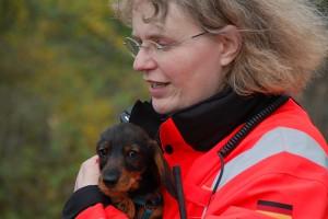 RHS Kreis Pinneberg | Cordula Krohn mit Berta