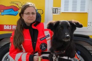RHS Kreis Pinneberg | Johanna Heinemeyer mit Emma